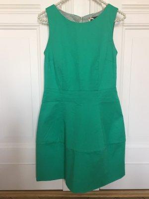 Balloon Dress turquoise