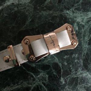 Statement Leder Armband von Marina Hoermannseder