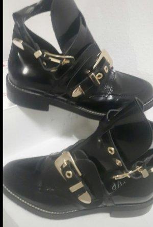statement Leder  Boots/NEU