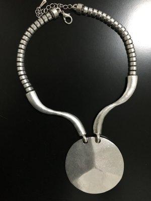 Statement Metall Halskette