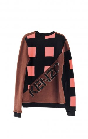Kenzo Crewneck Sweater multicolored