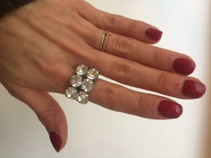 Statement Ring Diamonds