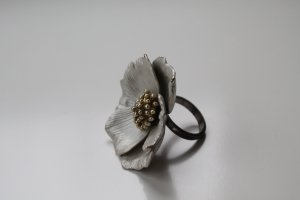Statement Ring, XL-Blume