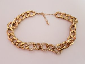 Chain zilver-goud