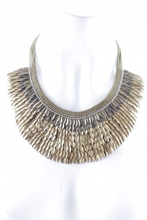 Statement Necklace gold-colored Boho look