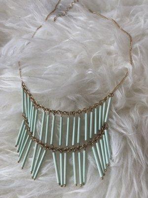 Statementkette-Halskette