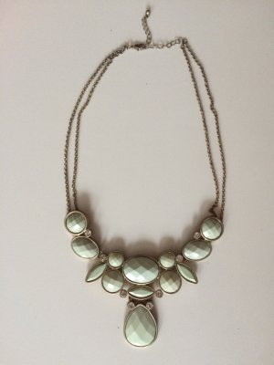 Statementkette in Mint