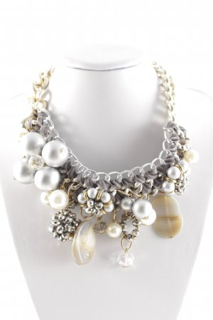 Statement Necklace multicolored extravagant style