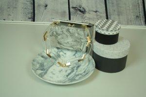 Statementkette minimal Style Artdeco H&M Weihnachtsgeschenk