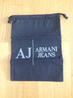 Staubbeutel von AJ Armani Jeans