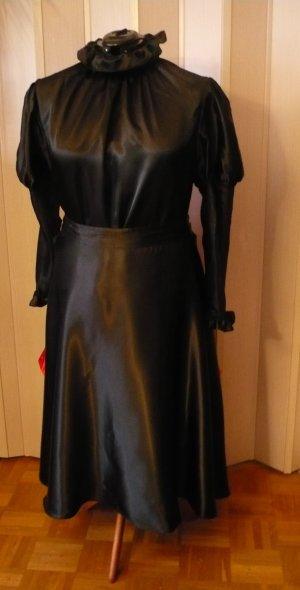 Steampunk, Gothic Kleid und Bluse XXL
