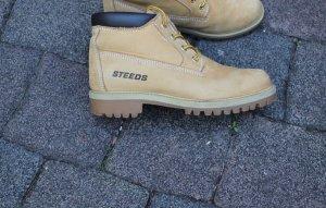 STEEDS BOOTS Ockergelb