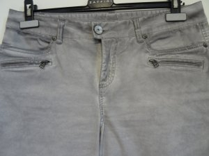 Steet One Jeans grau changierend mit Stretchanteil 40/30