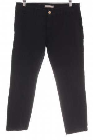 Stefanel Jeans a 7/8 nero stile casual