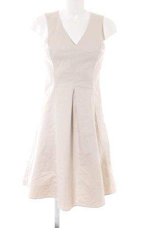 Stefanel A-Linien Kleid beige Elegant