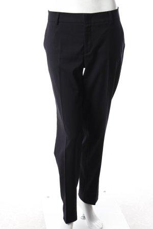 Stefanel Anzughose schwarz