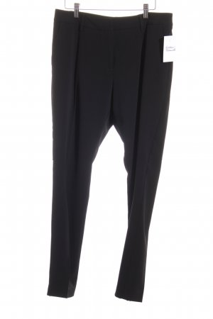 Stefanel Suit Trouser black elegant