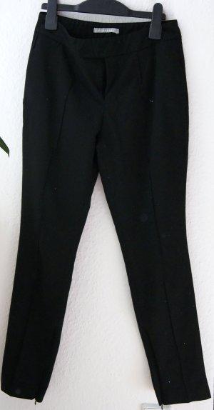 Stefanel Anzughose Zigarettenhose Skinny Reißverschluss XS 34 NP 99€