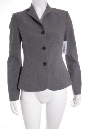 Stefanel Blazer grau Business-Look
