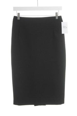 Stefanel Bleistiftrock schwarz Elegant
