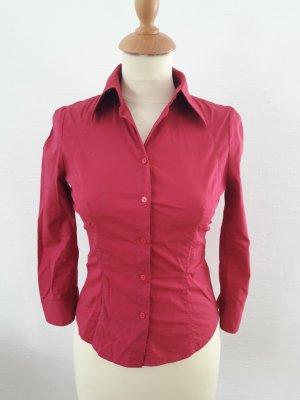 Stefanel Bluse XS pink fuchsia wie neu