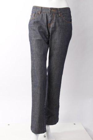 Stefanel Bootcut Jeans blau