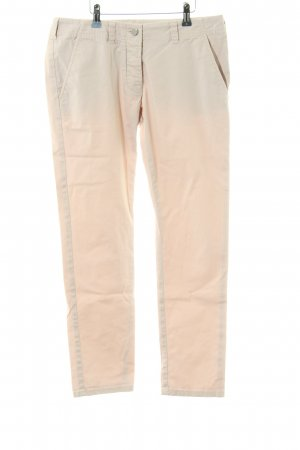 Stefanel Boyfriend Trousers cream casual look