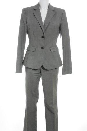 Stefanel Costume business gris brun style d'affaires