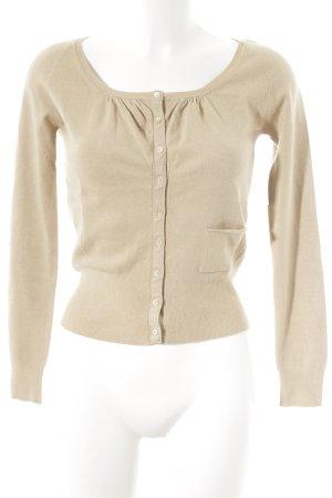 Stefanel Cardigan beige Casual-Look