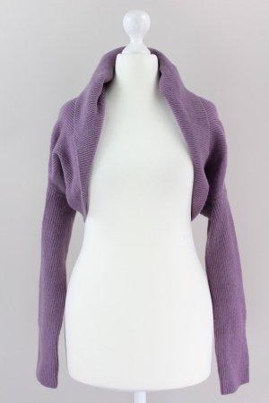 Stefanel Cardigan lila Größe S 1709290050497