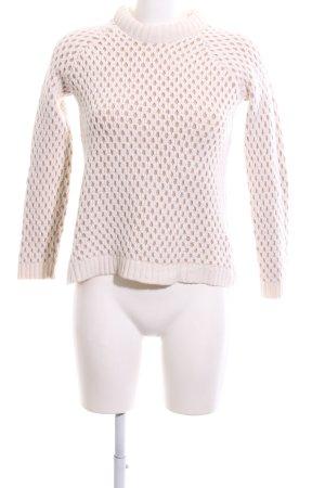 Stefanel Cashmere Jumper cream casual look