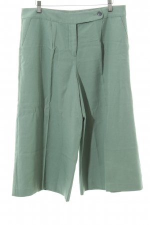 Stefanel Pantalone culotte cachi stile casual