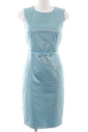 Stefanel Sheath Dress turquoise elegant