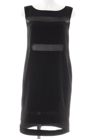 Stefanel Etuikleid schwarz Elegant