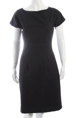 Stefanel Etuikleid schwarz klassischer Stil