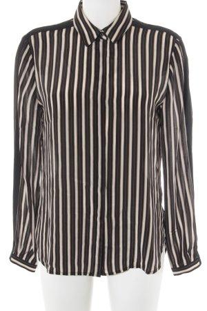 Stefanel Hemd-Bluse Streifenmuster Elegant