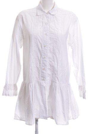 Stefanel Abito blusa camicia bianco elegante