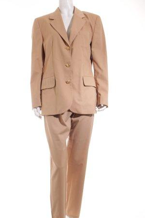 Stefanel Tailleur pantalone color cammello stile professionale