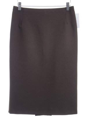 Stefanel Culotte Skirt brown business style