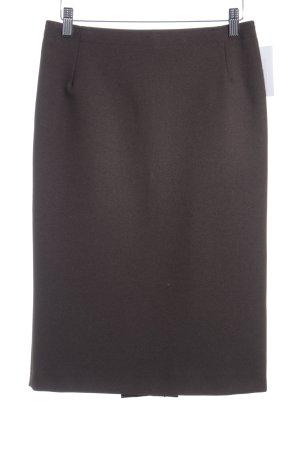 Stefanel Jupes-culottes brun style d'affaires