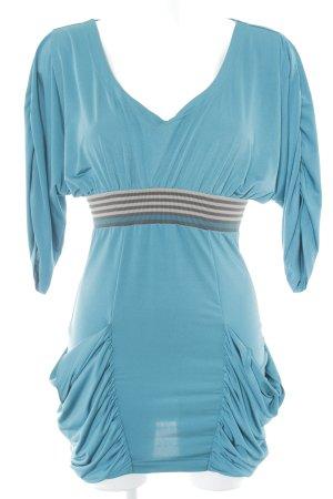 Stefanel Jerseykleid kadettblau Elegant