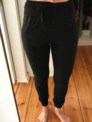 Stefanel Pantalone di lana nero