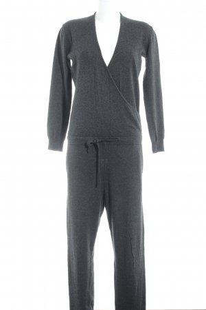 Stefanel Jumpsuit anthrazit Casual-Look