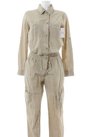 Stefanel Jumpsuit beige Casual-Look