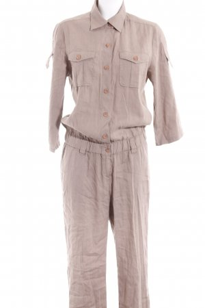 Stefanel Jumpsuit beige Casual-Look