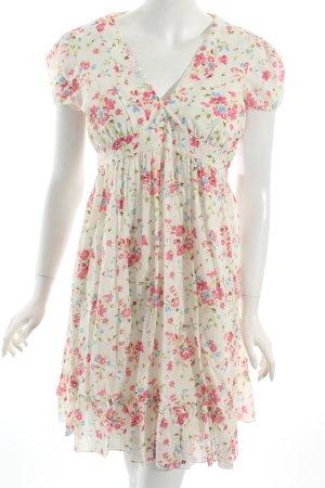 Stefanel Kleid Blumenmuster klassischer Stil