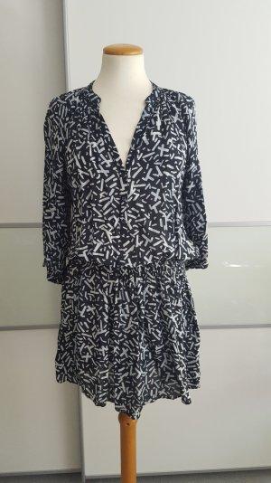 Stefanel Kleid mit grafischem Muster