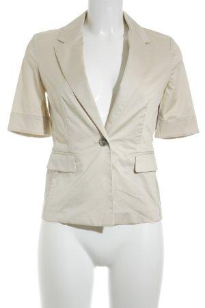 Stefanel Kurz-Blazer beige Business-Look