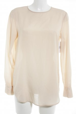 Stefanel Long Sleeve Blouse nude elegant