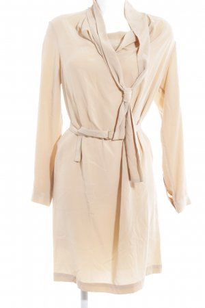 Stefanel Midi Dress cream casual look